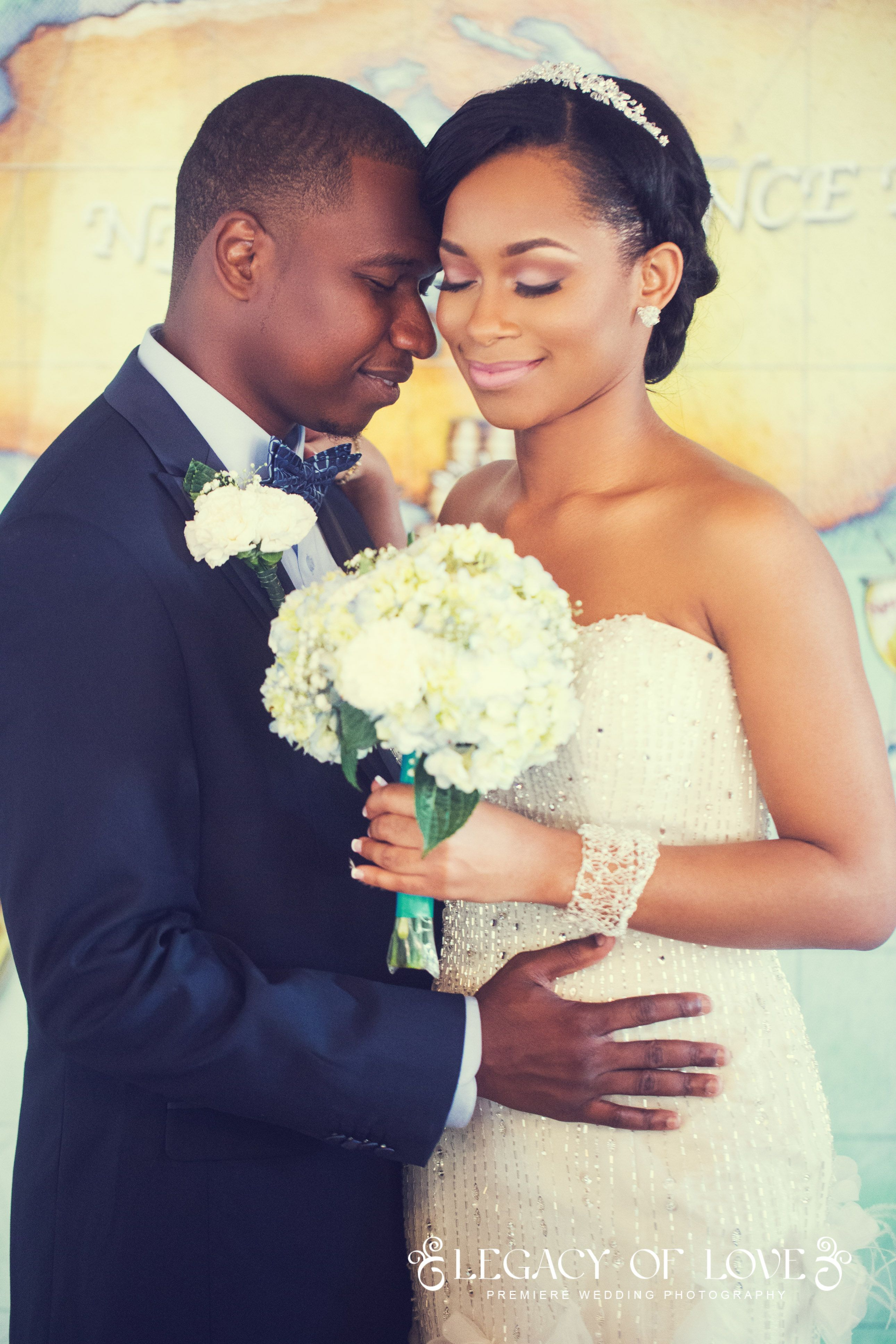 African american designer wedding dresses  Pin by Valentine Weddings UK on Afro Caribbean Wedding  Pinterest