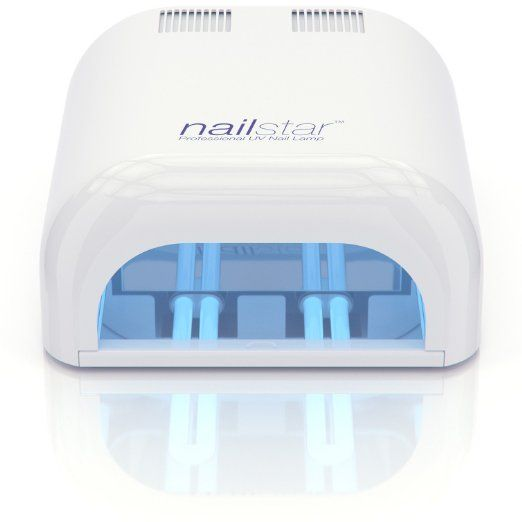 Nailstar 36 Watt Professional Uv Nail Dryer Nail Lamp For Shellac And Nail Dryer Uv Nails Uv Nail Lamp
