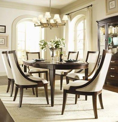 Chaise Regence Franais Allerton Dining Table 290x300 Regency