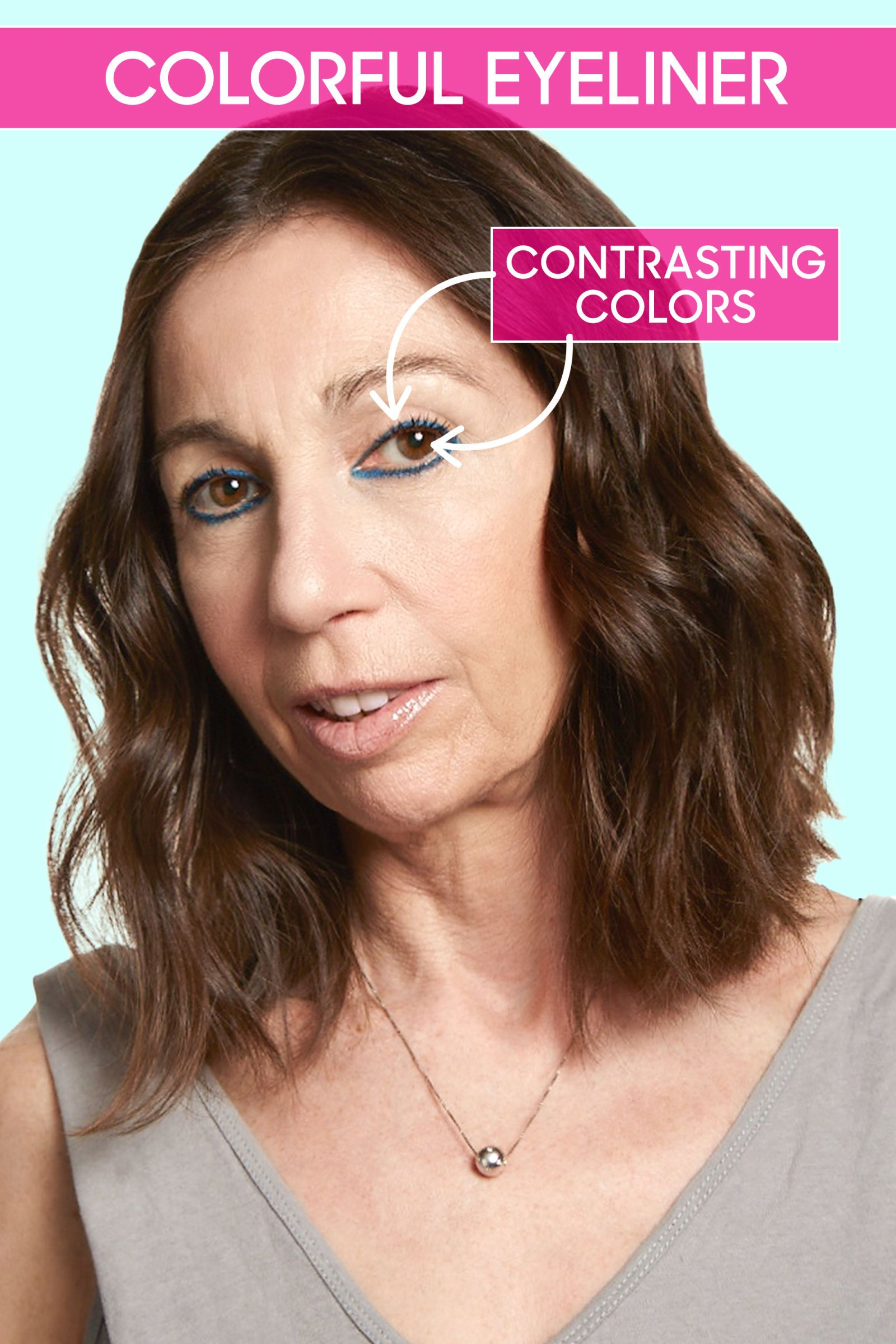 7 Makeup Trends Women Over 40 Shouldn't Be Afraid to Try
