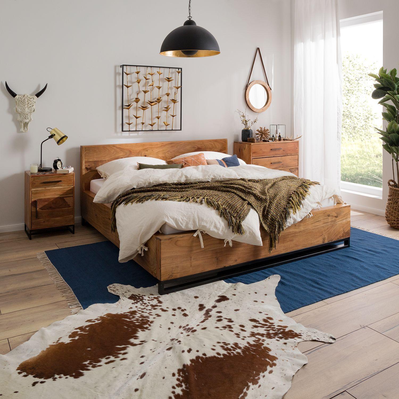 Massivholzbett Woodson Betten In 2019 Bett Ideen