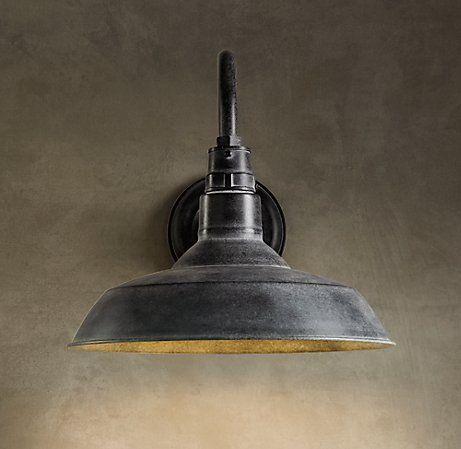 Outdoor Lighting Restoration Hardware Warrix Lighting Pinterest Outdoor Lighting