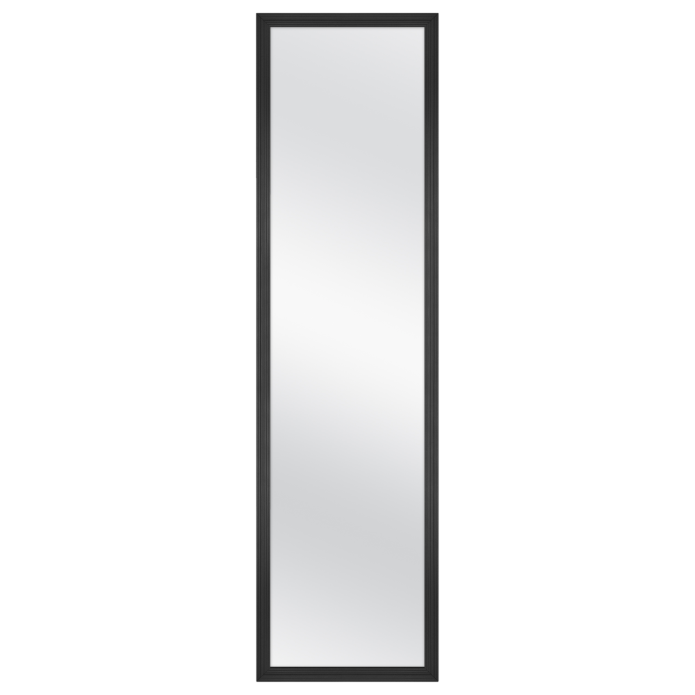Free 2 Day Shipping Buy Mainstays Over The Door Full Length Dressing Mirror 13 X 49 At Walmart Com In 2020 Body Mirror Dressing Mirror Mirror Door