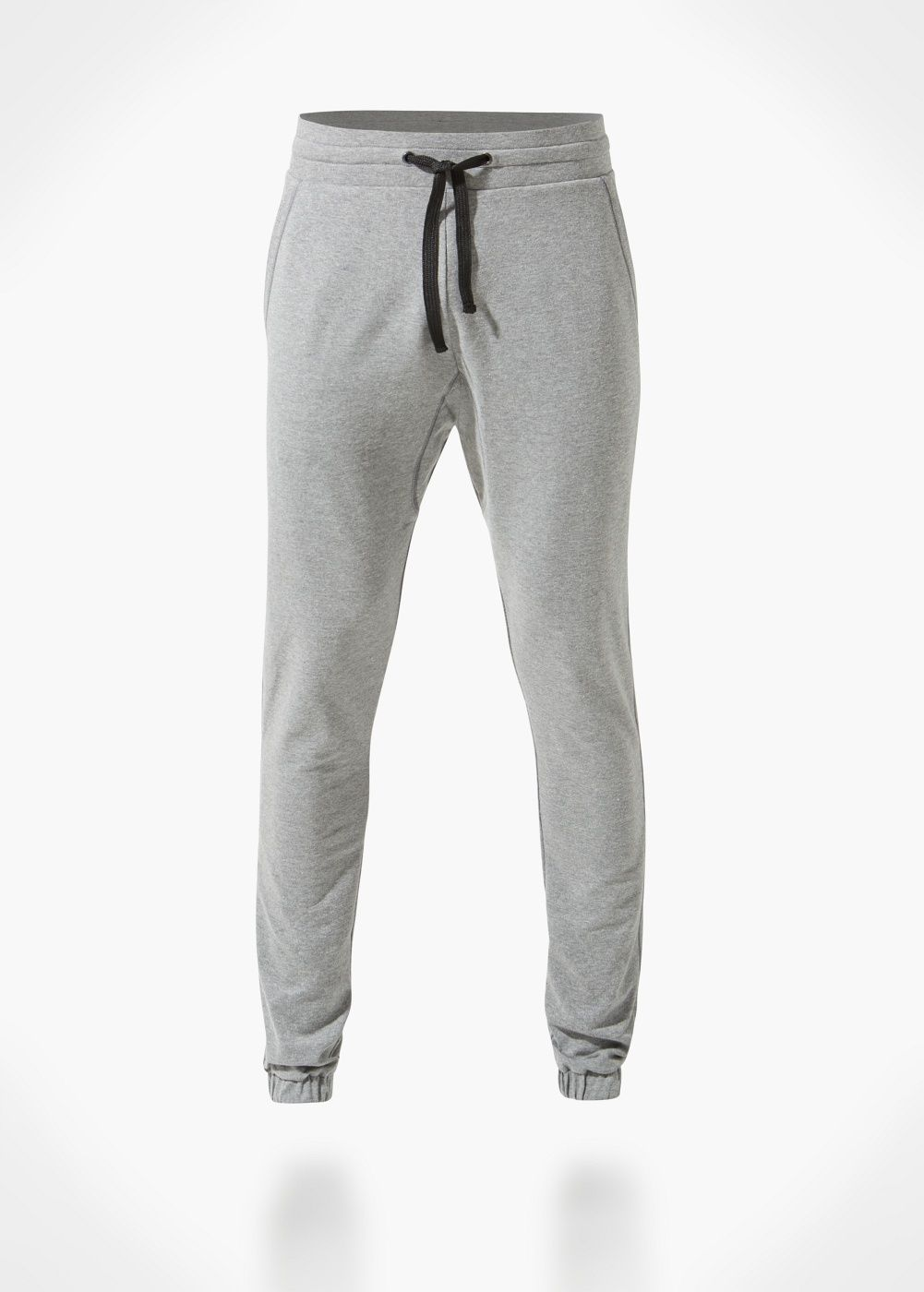Pantalón training puños bajo - Hombre | MANGO