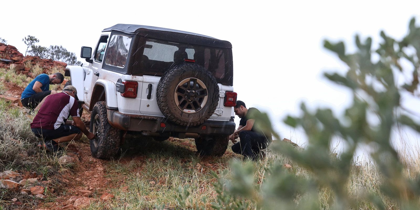 2018 Wrangler In The Australian Outback Q A With Off Road Boss Bernie Trautmann Wrangler Jeep Jl Jeep