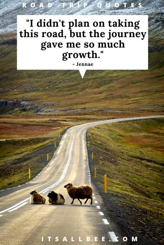 50 Best Road Trip Quotes for Instagram or Facebook ...