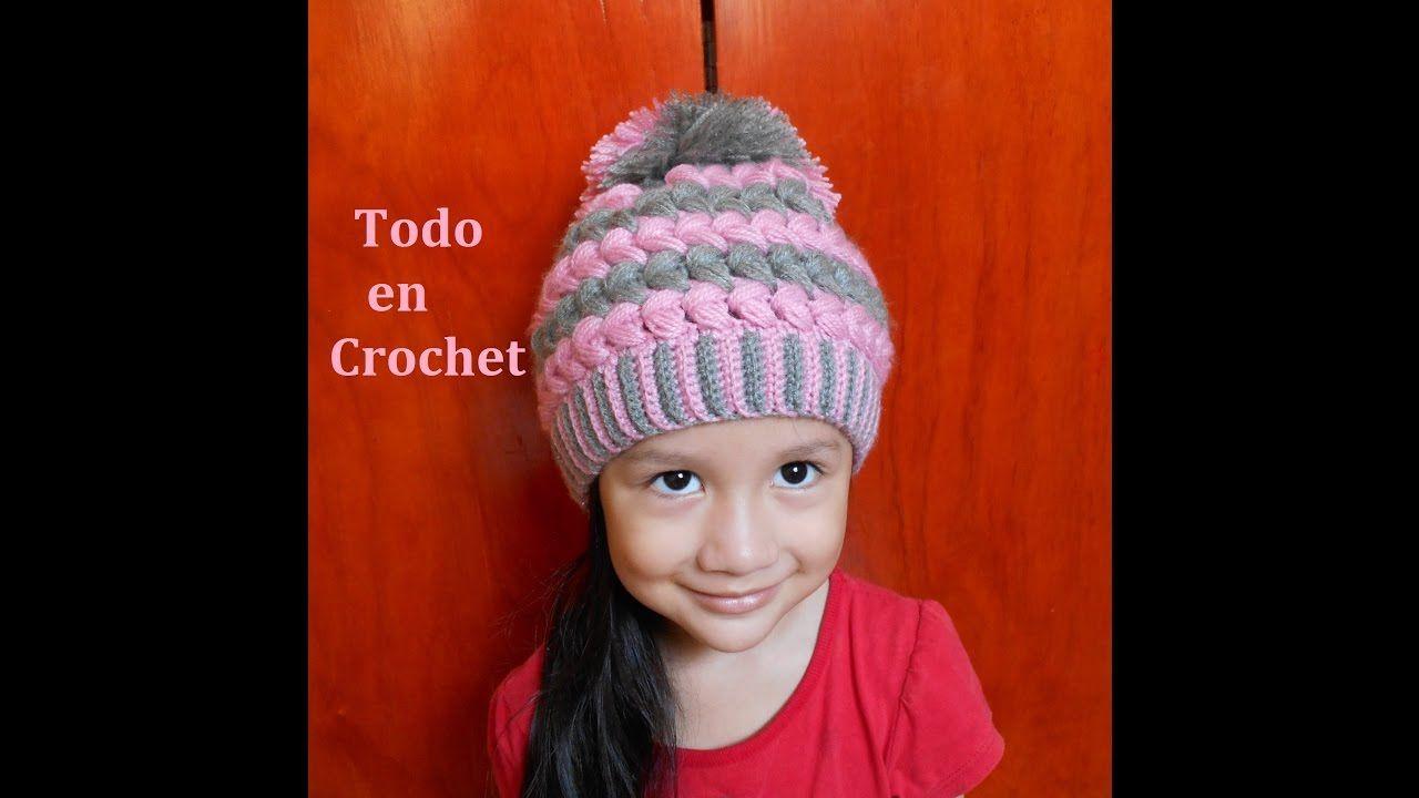 GORRO SLOWCHY PARA NIÑOS Y ADULTOS / SLOUCHY HAT FOR CHILDREN AND ...
