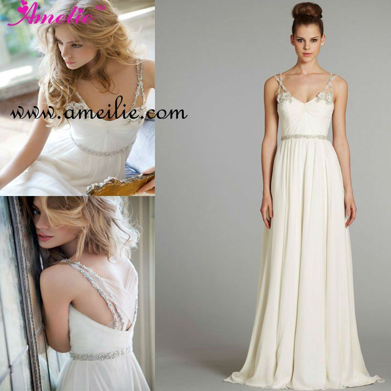 Pics of casual style wedding dresses