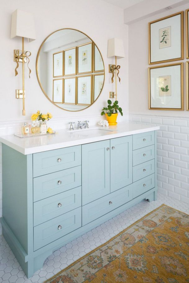 Marias Timeless White Master Ensuite Reveal Before  After Marias Timeless White Master Ensuite Reveal Before  After