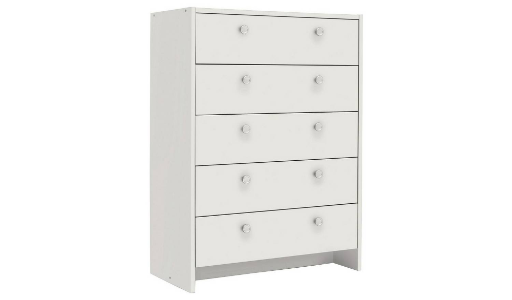Buy Argos Home Seville 5 Drawer Chest Of Drawers Oak Effect Chest Of Drawers Argos 5 Drawer Chest Argos Home White Chests