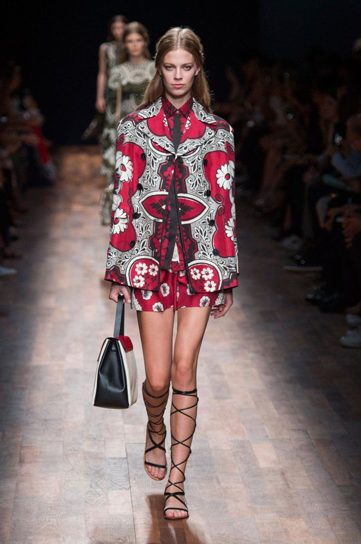 Pin for Later: The 10 Runway Trends You'll Be Wearing in Summer 2015  Valentino Spring 2015
