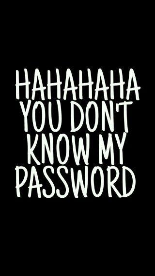 Hahahaha Layar Kunci Kata Kata Jenis Huruf Tulisan
