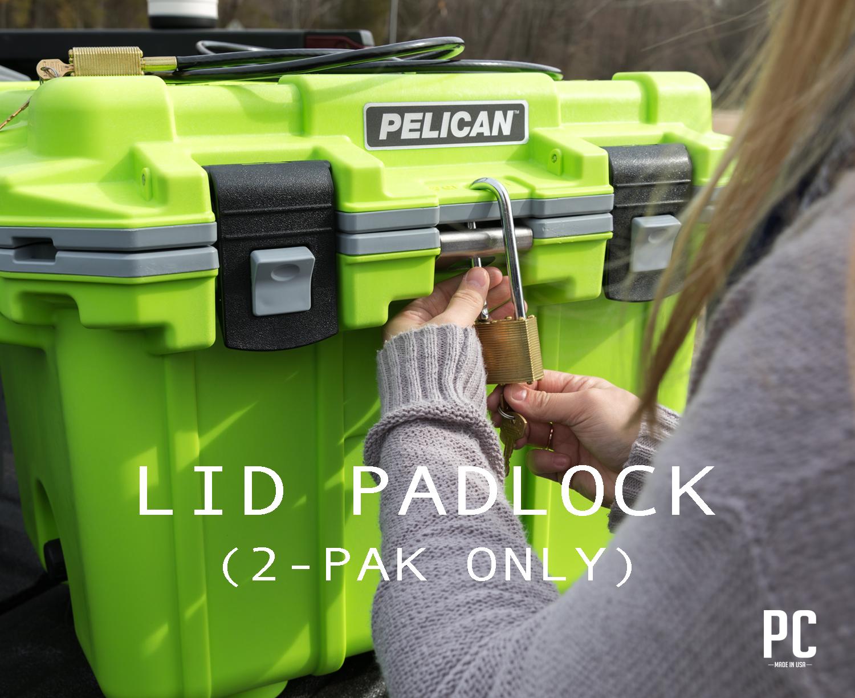 Pelican™ Marine Cable Lock Pelican elite cooler, Cable