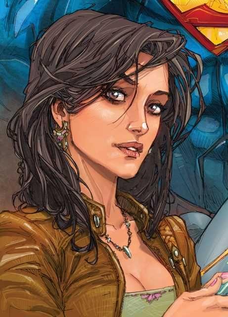 My 100 Favorite Female Comic Book Characters  Lois Lane -2063