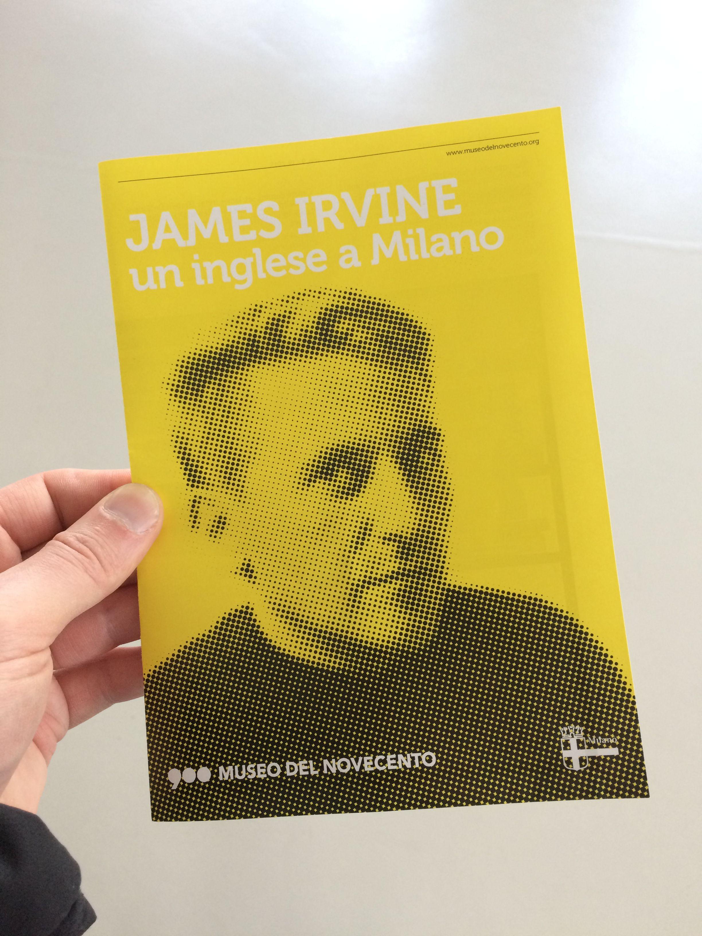 """James Irvine un inglese a Milano"" 9 – 19 APRILE 2015 Museo del Novecento Milano I – Sala Focus James Irvine"