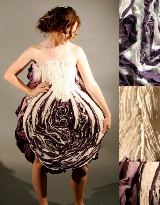 I Have A Couple Weddings Coming Up U0026 I Think I Need This Red Cabbage Dress