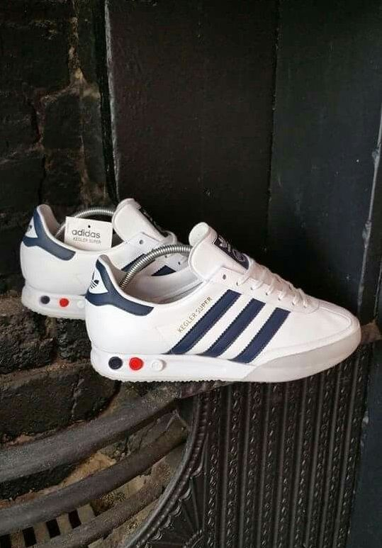 adidas tennis shoes, Mens shoes adidas kegler super white