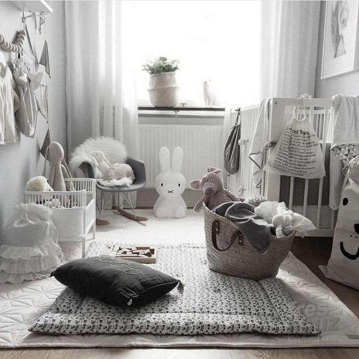 Gender Neutral Kids Bedroom Colors: Gender Neutral Kid Rooms: 64+ Ideas You Can Try