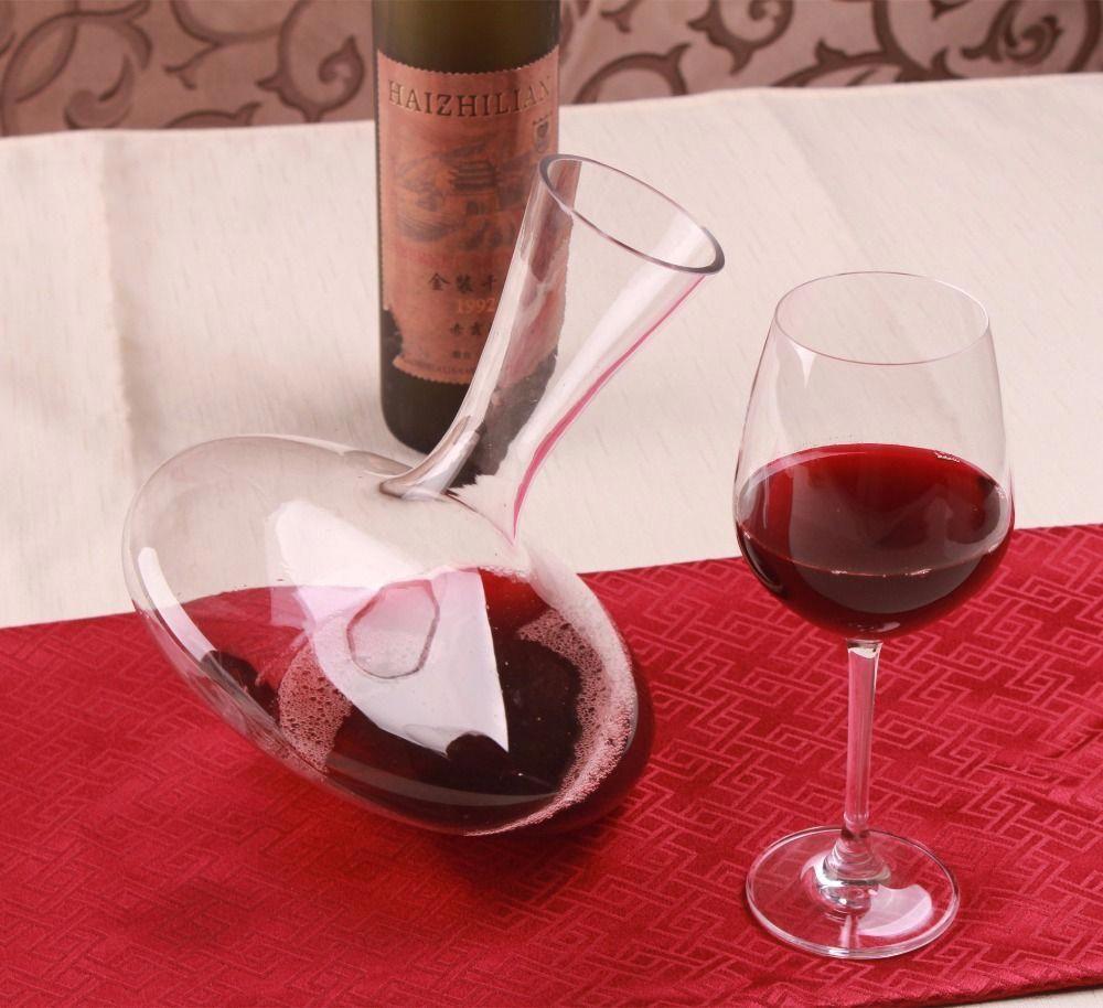 Wine Decanter Mini Wine Decanter Riedel Winecellar Wines Winedecanter Wine Dispenser Glass Wine Decanter Wine Pourer