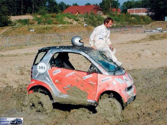 Smart Fourtwo Offroad Smart Car Smart Fortwo Car