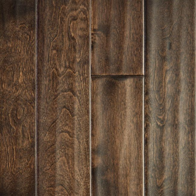 Virginia Mill Works 5 8 X 3 1 4 Cocoa Birch Handscraped Lumber Liquidators 2 69sf Flooring Sale Hardwood Floor Colors Flooring
