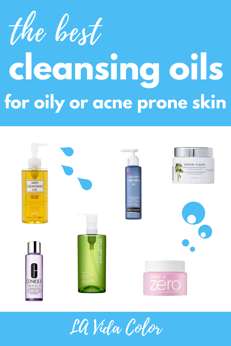 The Face Shop Cleansing Oil Untuk Kulit Berjerawat