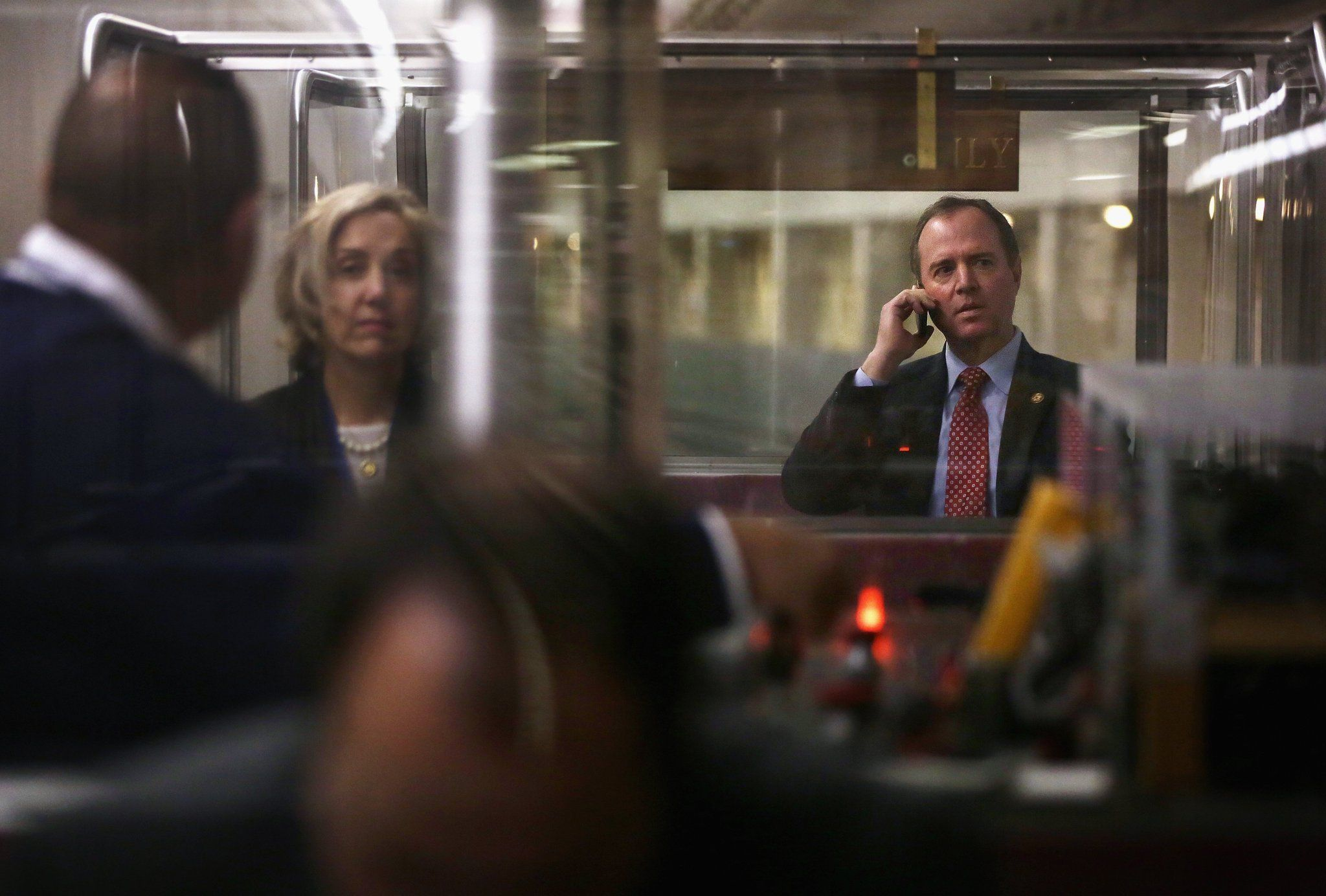 Rep Adam Schiff Sees Opening For Southern Californian In Senate Race With Images Senate Californian American