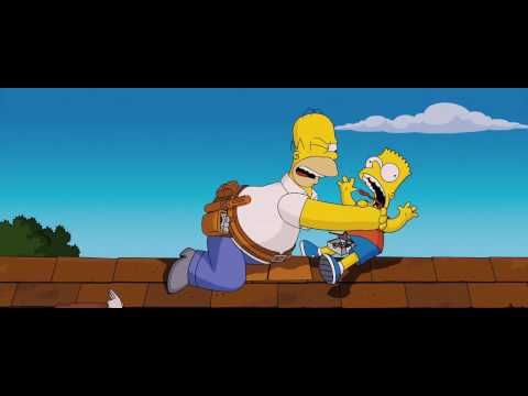 Simpsons Movie Trailer Hd 720p The Simpsons Movie Movies To Watch Online Streaming Movies Free