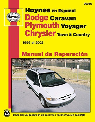 plymouth voyager y chrysler town country haynes manual de rh pinterest com 2013 Town and Country Diagrams 2010 Town and Country Table