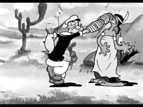 Popeye's ''I Yam What I Yam'' (1933)