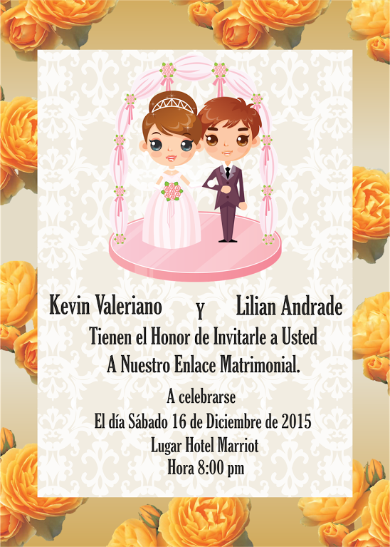 Pin De Lidia Crystal Gonzalez En Invitasiones Invitaciones