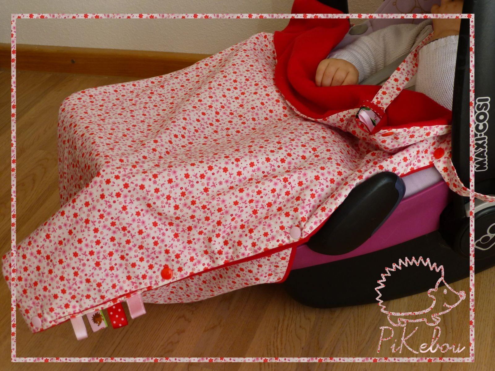 jolie couverture bébé couverture bébé pour poussette, cosi ou porte bébé | Enfant  jolie couverture bébé