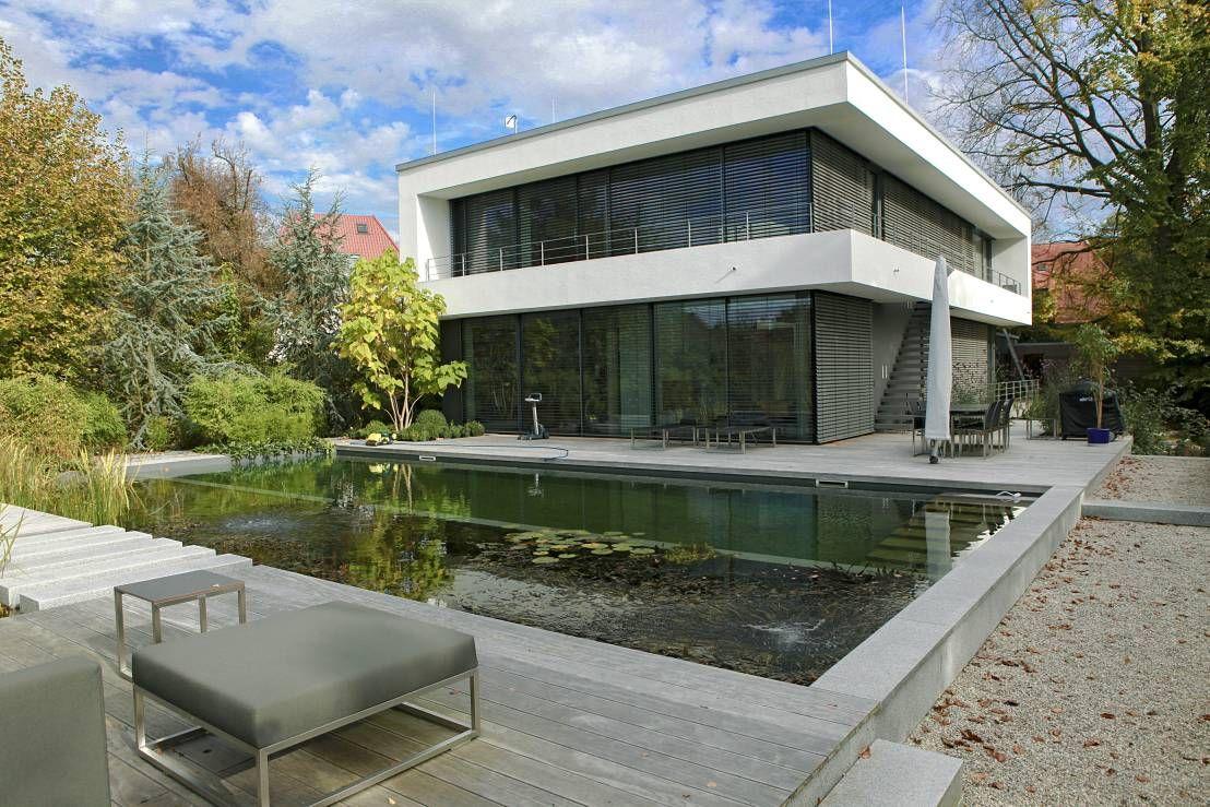 Anwesen in freising moderne häuser von herzog architektur