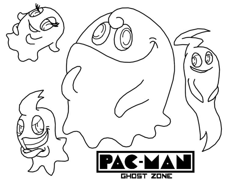 Scary Pacman Ghost Coloring Pages Precious Moments Coloring Pages Coloring Pages Printable Coloring Pages