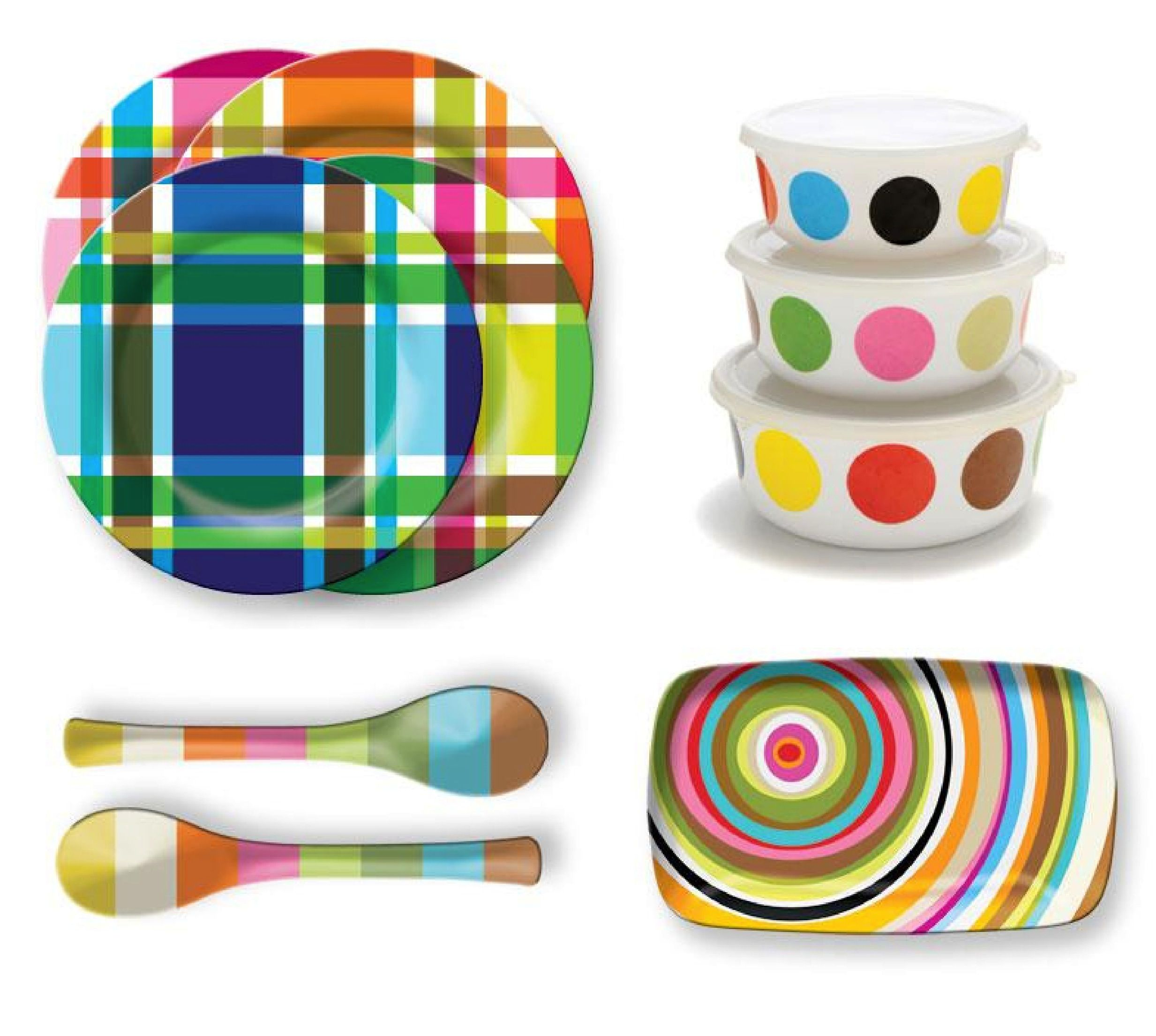 Set a Kid Friendly Tabletop with The Most Colorful Dishes Ever!  sc 1 st  Pinterest & Set a Kid Friendly Tabletop with The Most Colorful Dishes Ever ...