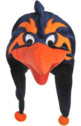 Product Utsa Roadrunners Plush Mascot Cap The