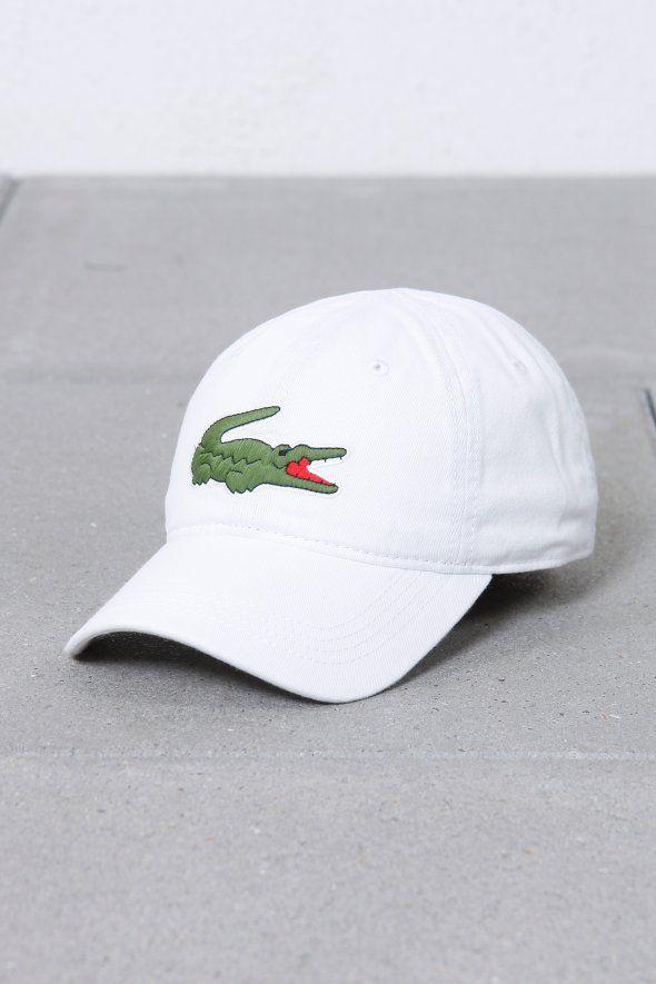 lacoste baseball cap beige sport trend navy blue uk
