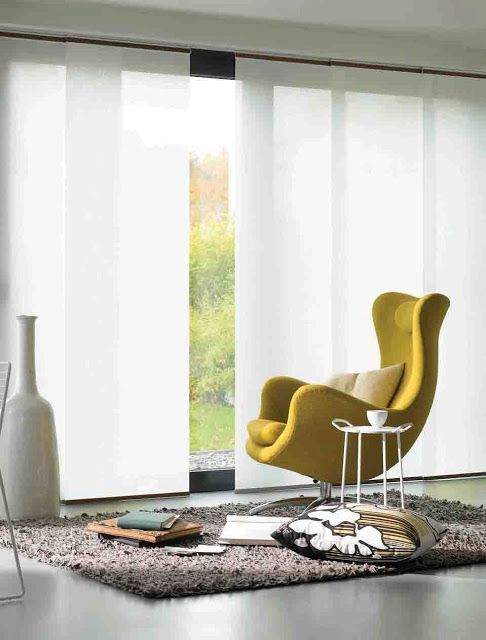 M s de 25 ideas incre bles sobre cortinas para salon en for Cortinas en comedor