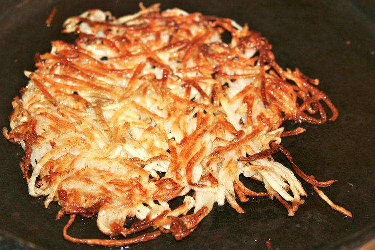 4 Easy Steps to Delicious Crispy Hash Browns Recipe