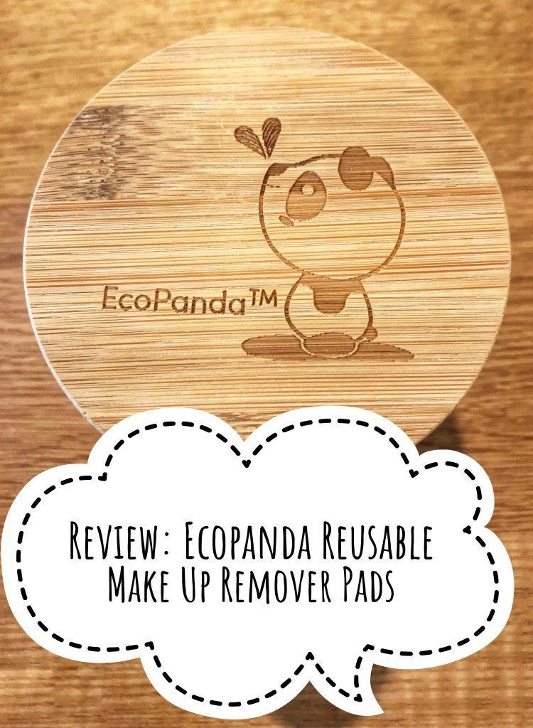 Review Ecopanda Reusable Make Up Remover Pads Makeup