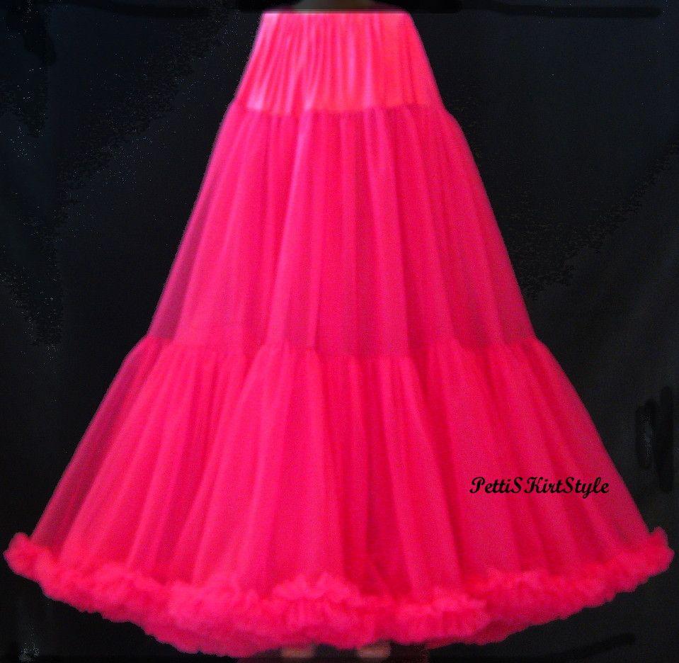 12de9ef3e6677 Floor Length black skirt,full length long petticoat, chiffon skirt ...