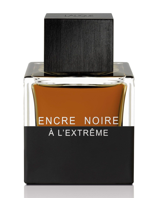 Lalique Encre Noire a L'Extreme Eau de Parfum Pour Homme, 100 mL