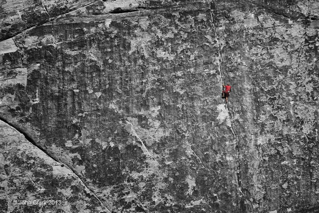 Intrepid Climber by John Clark on 500px