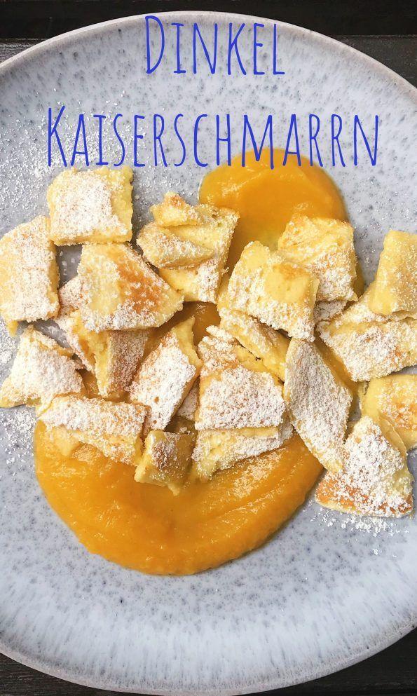 Dinkel Kaiserschmarren Einfaches Und Gesundes Rezept In 2020 Rezepte Kaiserschmarrn Rezept Kaiserschmarrn Einfach