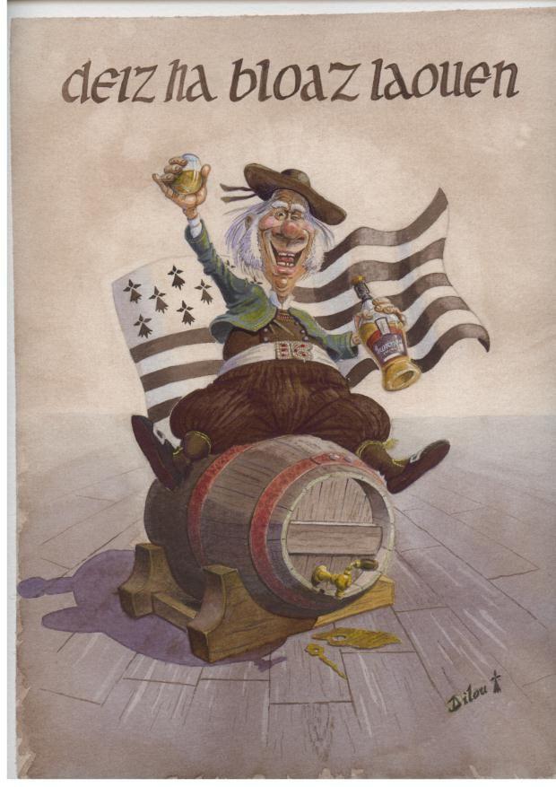 bon anniversaire breton