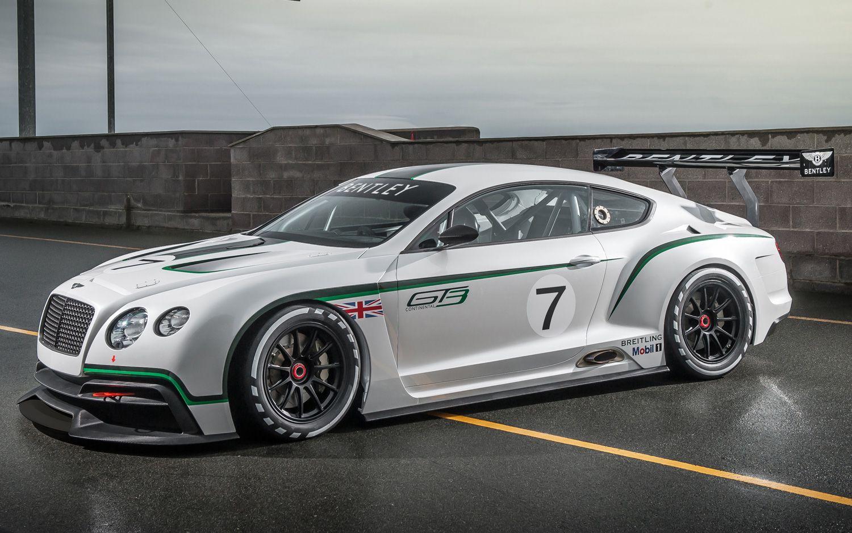 Bentley Continental Race Car Racing Cars Pinterest