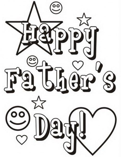fathers day card template pdf