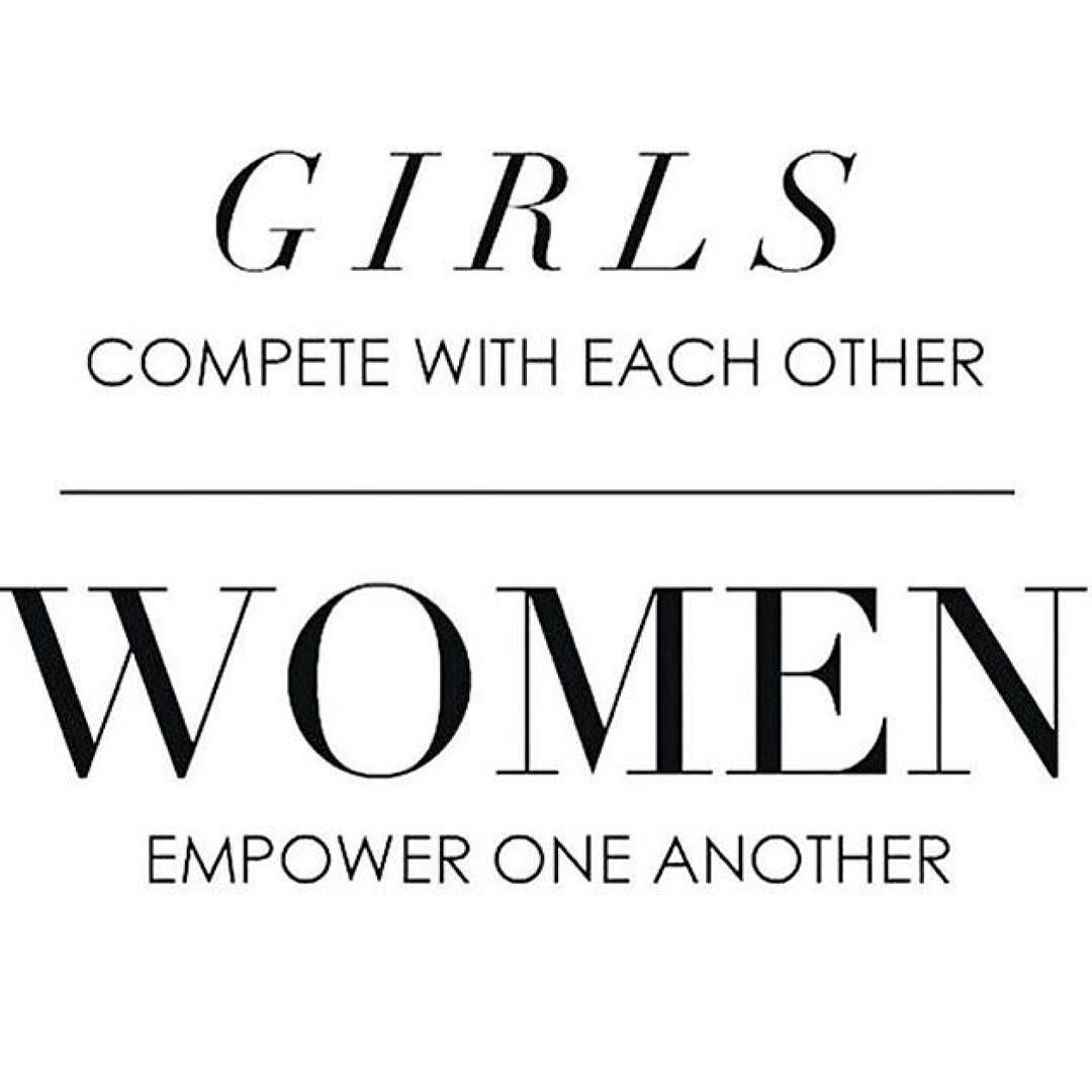 Girl Empowerment Quotes Image Result For Behind Every Successful Woman Is A Tribe