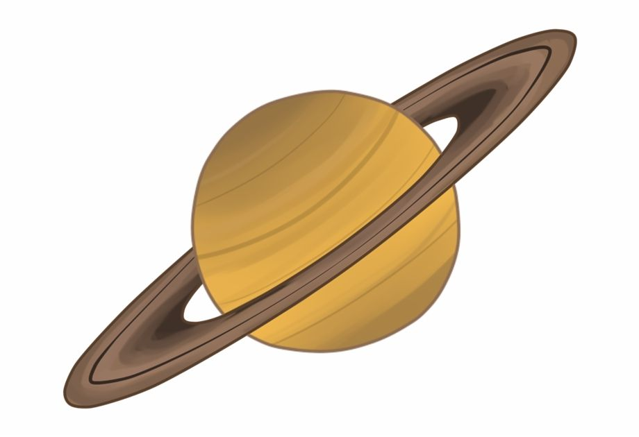 Saturn Clipart Saturn Planet Clipart Is Found On Pngtube Download It Free And Share It With Your Sns Friends Saturn Planet Planets Saturn