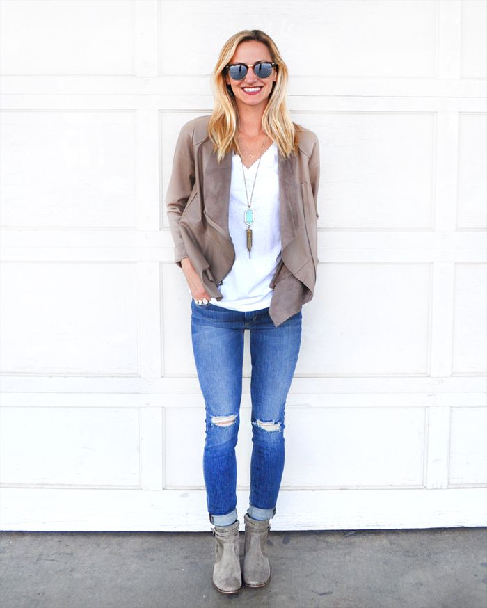 LivvyLand / Casual fall outfit featuring bb dakota - LivvyLand / Casual Fall Outfit Featuring Bb Dakota Clothes